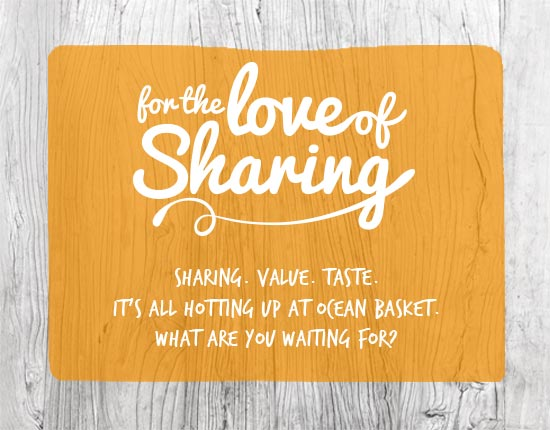 For the love of sharing